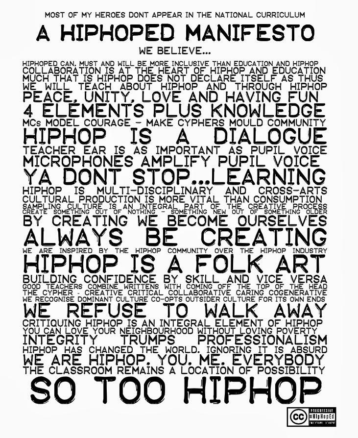 HHEd Manifesto
